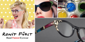 Ronit Furst Handpainted Frames